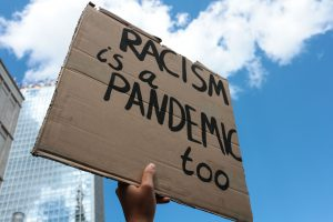 systemic racism signs